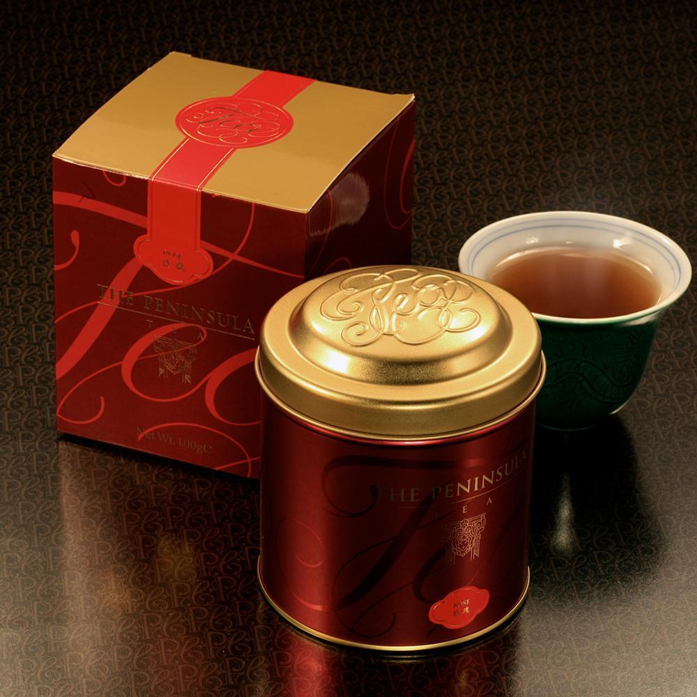 礼-半岛玫瑰茶
