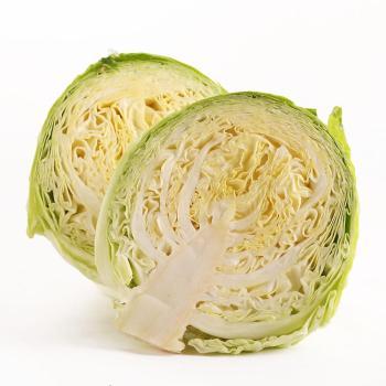 【每日鲜】北菜园有机圆白菜 500g