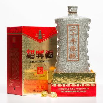 塔牌 二十年陈酿 青瓷 绍兴 花雕酒 500ml